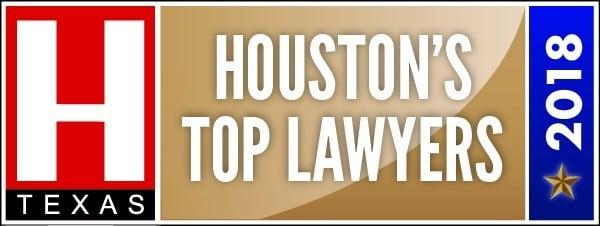 Houston Tops Lawyers 2018