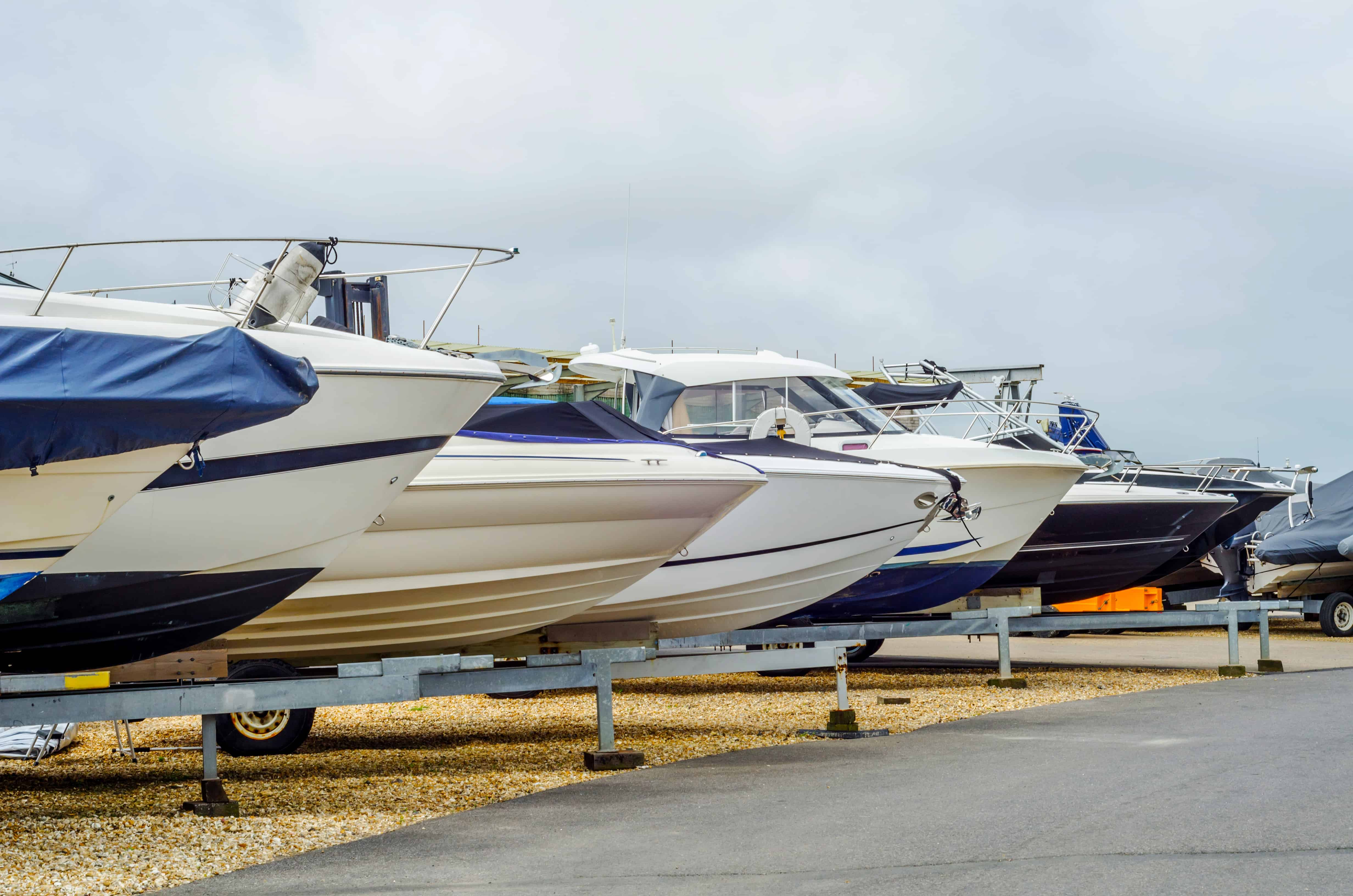 What is your liability for boat storage?